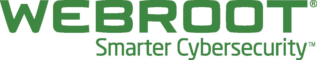 Webroot® Smarter Cybersecurity™ logo