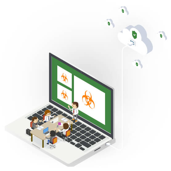 Webroot FlowScape Solution